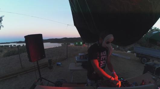 Hozho Live ZayekBeat Festival Alentejo Portugal