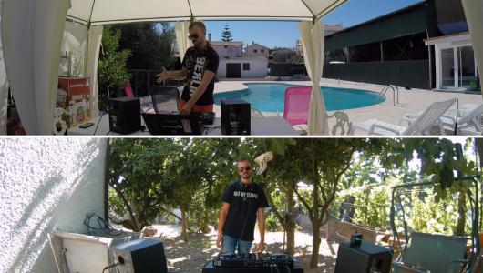 Hozho, DJ Set, Minimal, Techno, Melodark