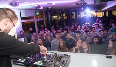 Hozho playing in Aveiro - Portugal