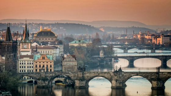 Hozho - Plague In Prague