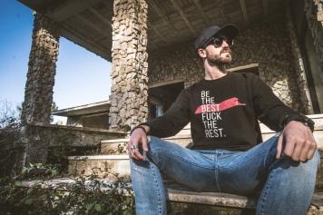 Be The Best Fuck The Rest (Sweatshirt)