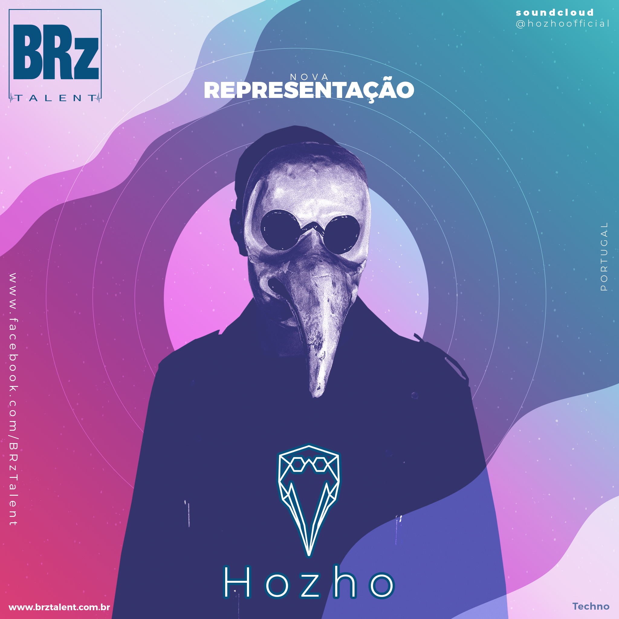 Hozho - BRz Talent (Bookings no Brasil)
